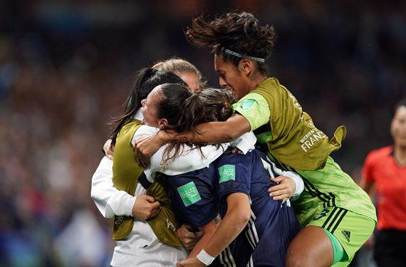 ¡Milagro! Argentina empató con Escocia en una épica remontada y se ilusiona