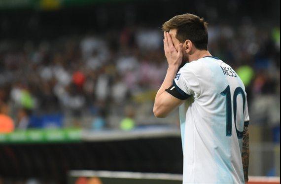 Argentina igualó con Paraguay y deberá vencer a Qatar para clasificar