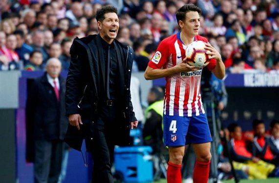 Santiago Arias le dice a Simeone donde quiere jugar el curso que viene