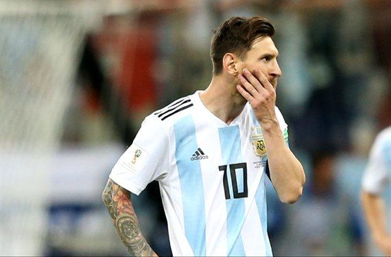 La presión vuelve a poder con la Argentina de Messi