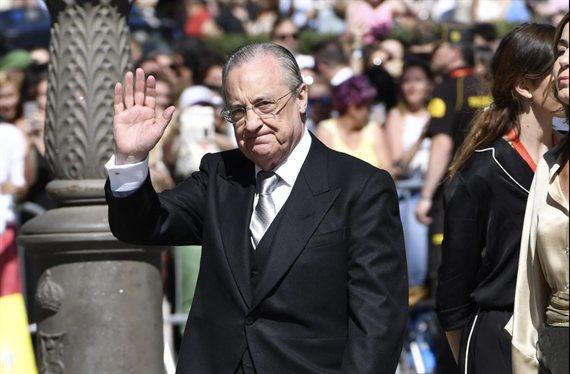 El fichaje que Florentino Pérez cerró en la boda de Sergio Ramos