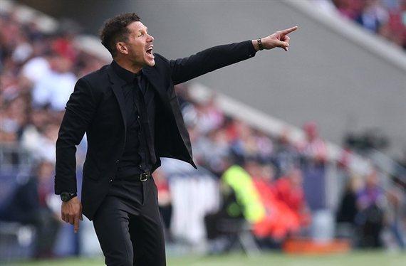Simeone pretende a un argentino como plan B para el Atlético de Madrid