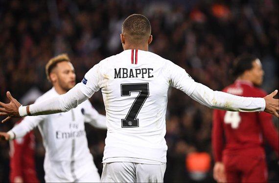 El PSG de Mbappé se lleva a un crack en la agenda del Real Madrid