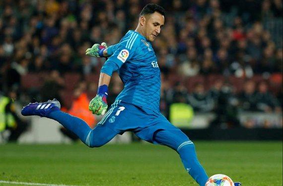 Las condiciones que Keylor Navas pone para salir del Real Madrid