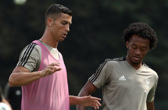 Cristiano Ronaldo cierra un fichaje estrella (y Juan Cuadrado dice adiós)