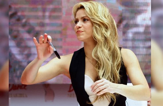 "Ojo a la cara de Shakira antes de operarse: ""¿Es ella?"""