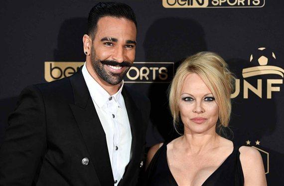 Increíble mensaje de Pamela Anderson sobre un campeón mundial con Francia