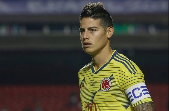James Rodríguez recibe una noticia bomba (y no es sobre su futuro)