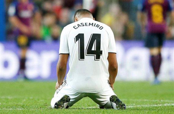 Lío tremendo con Casemiro: ojo a lo que acaba de pasar en el Real Madrid
