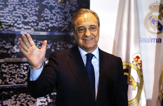Florentino Pérez pone fecha al fichaje bomba del Real Madrid