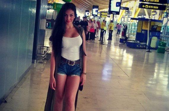 """La foto de Georgina Rodríguez en la sauna: """"¡La locura del verano!"""""""