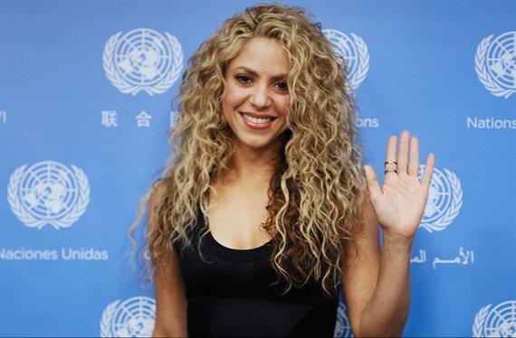 """Lío con esta foto de Shakira: ¡Ojo a lo que se ve!: """"¡Que asco!"""""""
