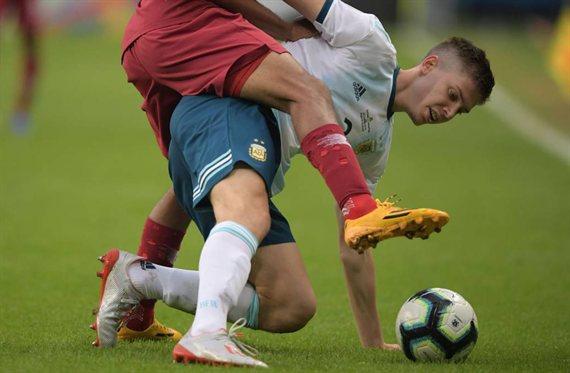 Selección Argentina: así le fue a Foyth como lateral derecho en Tottenham