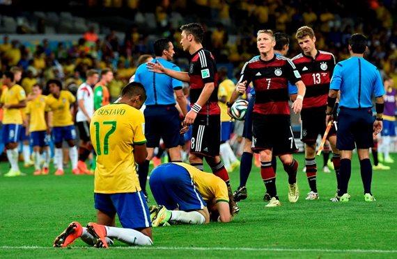 El peor día de su historia: Brasil jugará otra semifinal en el Mineirao