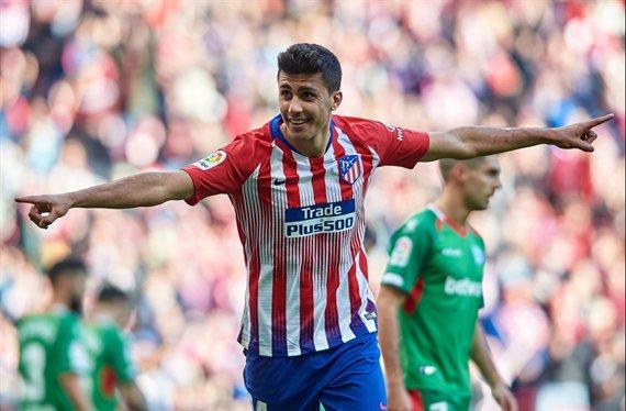 El Manchester City le pagó al Atlético de Simeone la cláusula de Rodrigo