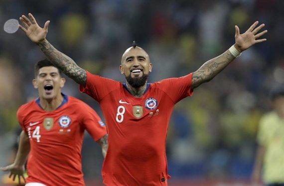 Chile y Perú buscan acompañar a Brasil en la final de la Copa América