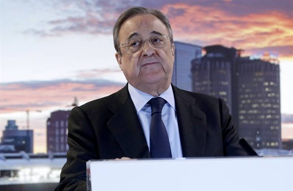 Las bombas de Florentino Pérez (160 millones y 80 'kilos') para el Madrid