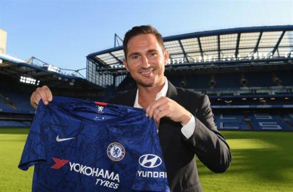 Regresa un ídolo: Lampard fue presentado como nuevo técnico del Chelsea