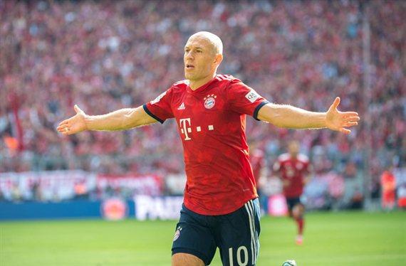 Luego de una exitosa carrera, Arjen Robben anunció su retiro a los 35 años