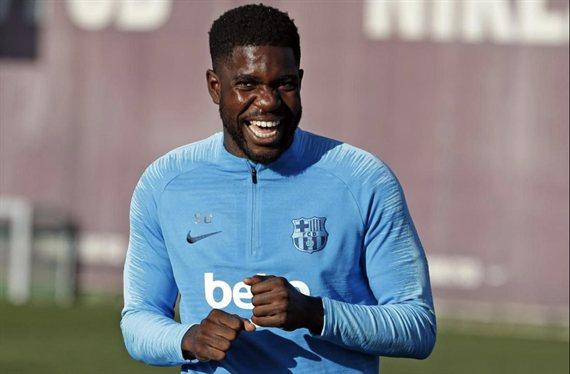 ¡Cambio radical! El fichaje TOP que el Barça puede cerrar gracias a Umtiti
