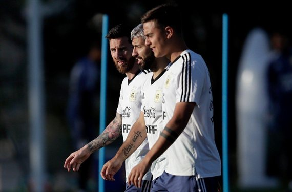 La formación de Argentina para buscar el tercer puesto contra Chile