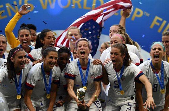 Estados Unidos venció a Holanda y revalidó el título en el Mundial Femenino