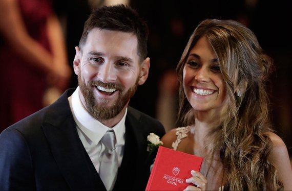 El enamoramiento de Messi se confirma (y no es con Antonella Roccuzzo)