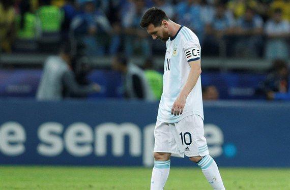 ¡Portazo a Messi! Deja tirado al Barça (y acaba de pasar)