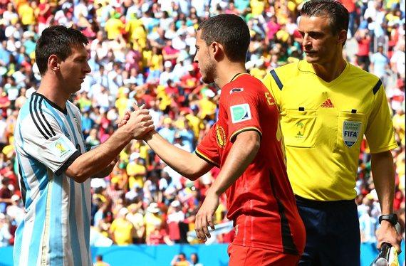 El dato de Eden Hazard que pone los pelos de punta al Barça y a Messi