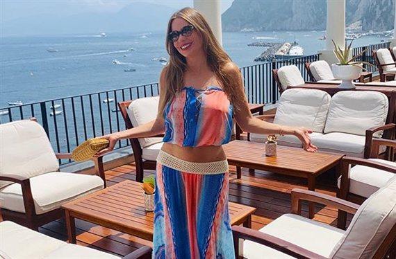 ¡La barbaridad que paga Sofía Vergara por noche de vacaciones en Italia!