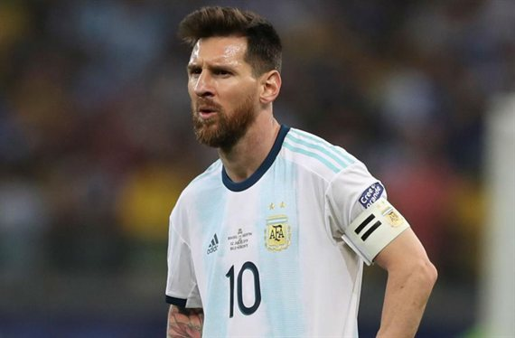 La Conmebol analiza una doble sanción para Messi