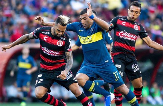 Una cosa de Xolos: Boca perdió 1-0 contra Tijuana en su último amistoso