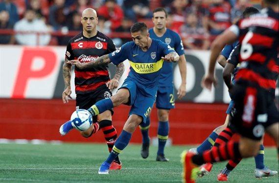 La Roma le realizará una oferta millonaria a Boca para contratar a Almendra