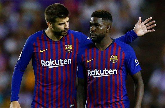 El Barça ya tiene remplazo para Umtiti (o Lenglet) y llegará por 10 'kilos'