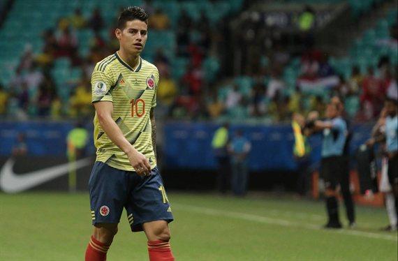 El crack de la Premier League que Simeone pide si no llega James Rodríguez