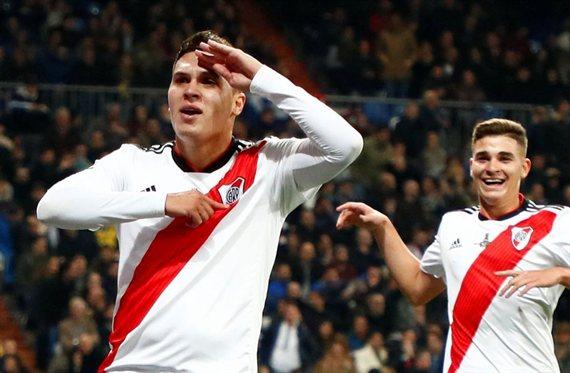 Quintero tiene una oferta de España para dejar River pese a estar lesionado