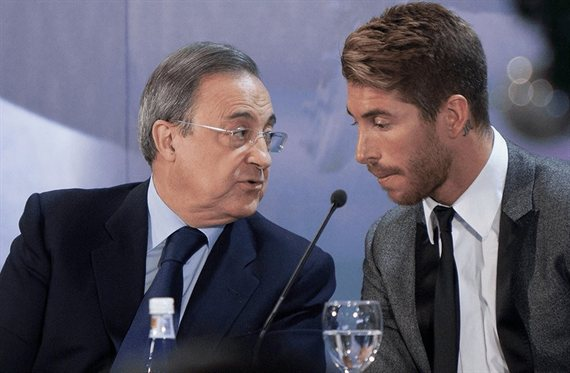 Florentino Pérez busca un sustituto para un intocable