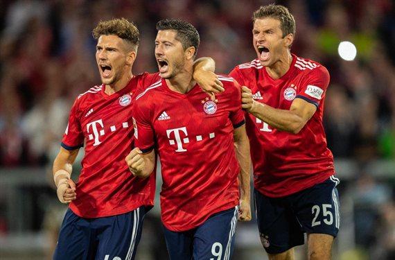 El crack que niega a Messi, Zidane y al Bayern y se queda donde está