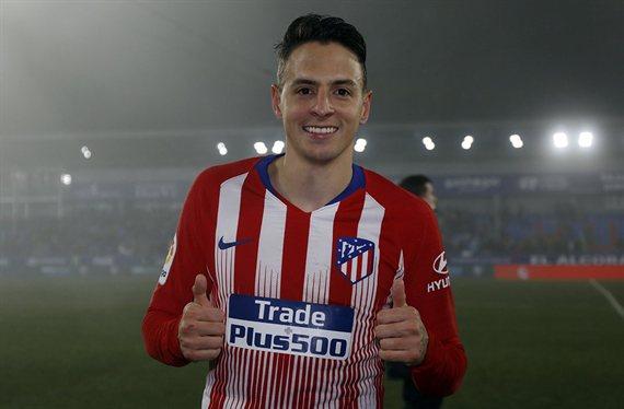 Santiago Arias recibe buenas noticias del Atlético de Madrid
