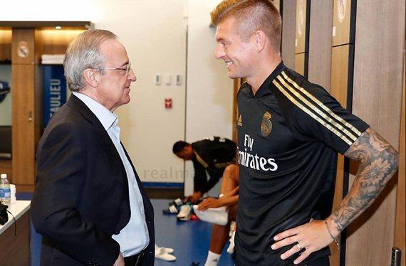 Está acordado: Florentino Pérez ya tiene a su centrocampista