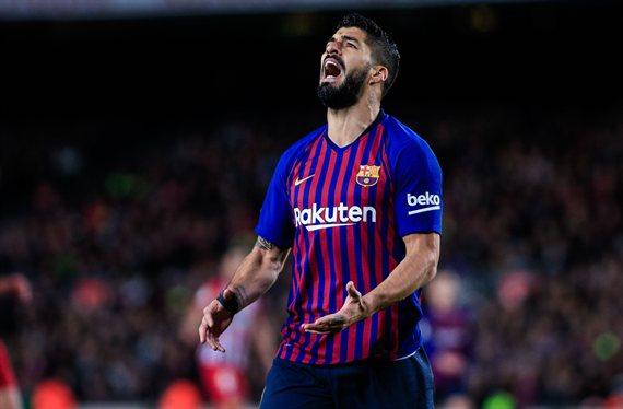 Bomba en el Barça: quiere ser el suplente de Luis Suárez y llegaría gratis
