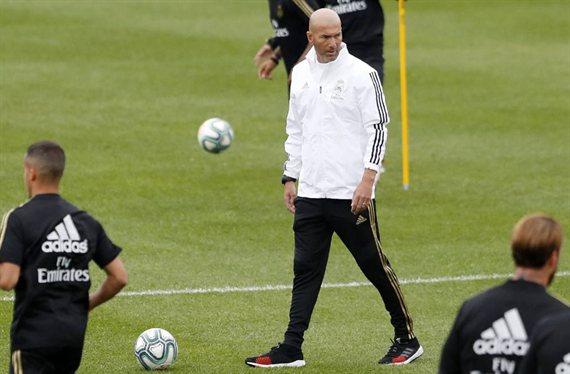 Tenía las maletas hechas, pero Zidane le pide que siga en el Real Madrid