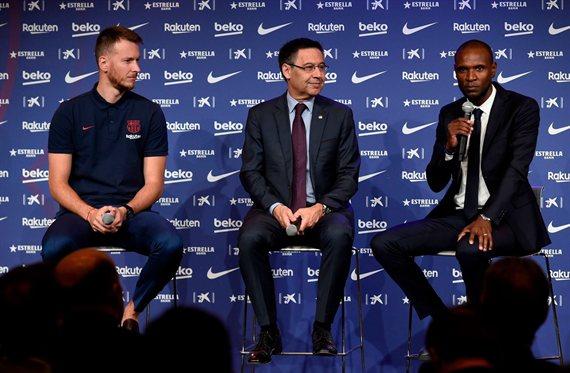 El Barça contraataca: fichaje clave
