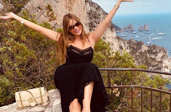"""Sofía Vergara en bikini y sin retoques: """"¡Si no lo veo no lo creo!"""""""