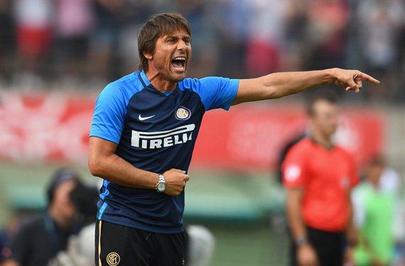 Antonio Conte acelera (con crack de por medio) para cerrar su Inter