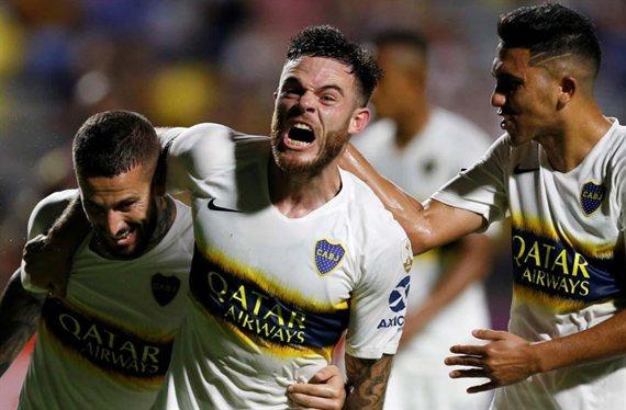 Boca rechazó una increíble oferta del Cagliari por Nández