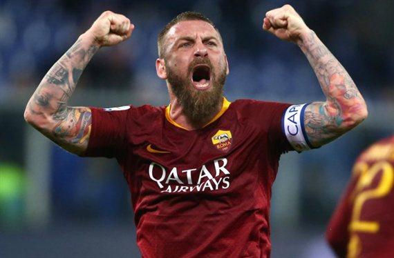 ¡Bomba! En Italia confirman que De Rossi jugará en Boca