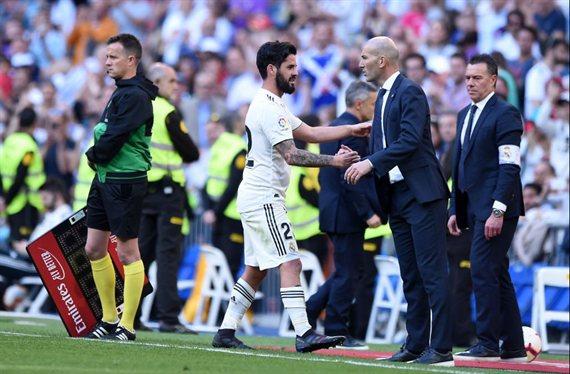 Traición a Zinedine Zidane: firma por un rival directo