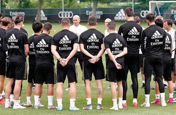 Palo definitivo a Florentino Pérez y Zidane (pinta mal)