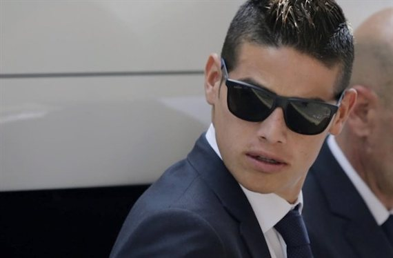 Impresiona: ¡James Rodríguez guarda un oscuro secreto!